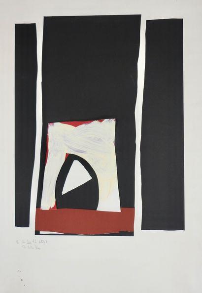Jean Louis Vila (né en 1948)  Sans titre...
