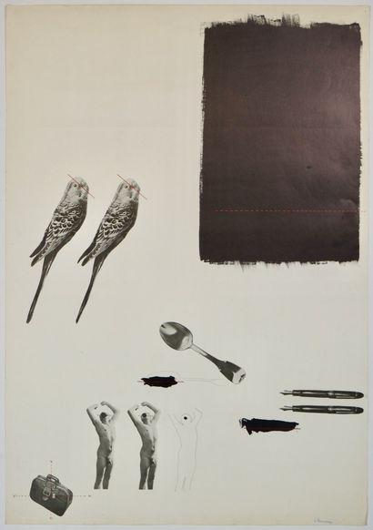 Joel Kermarrec (né en 1939)  Rousseurs, petites...