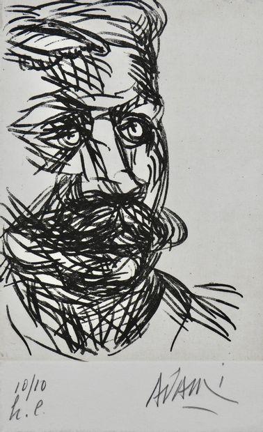 Valerio Adami (né en 1935)