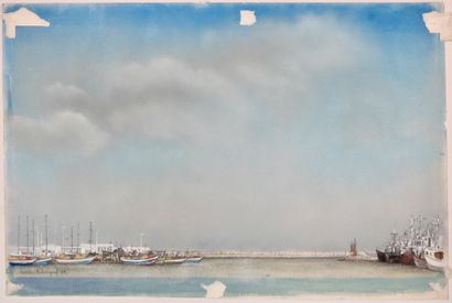 Cathy Rebeyrol (XXe siècle)  Tunisie, Le...