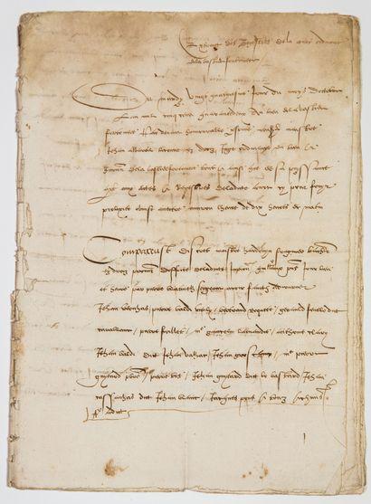 HAUTE-PYRÉNÉES. 1542. GOUDON (65). LABASTIDE...