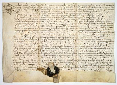 MEURTHE-ET-MOSELLE. MEUSE; 1574. Devant...