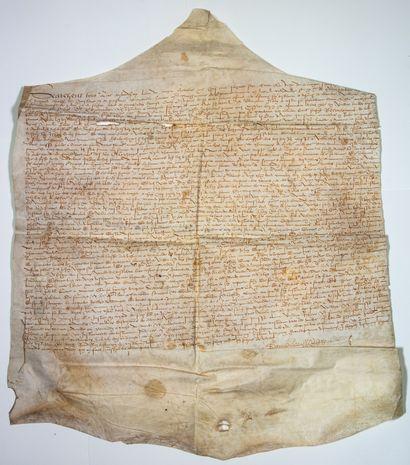 GERS. 1566 Testament de Vénérable homme Guillaume...