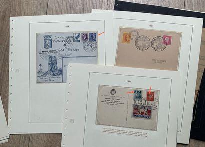 1 Lot Collection spécialisée sur les expositions...