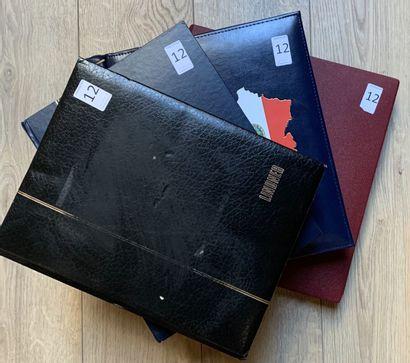 4 Albums France Classique, SM et Moderne...