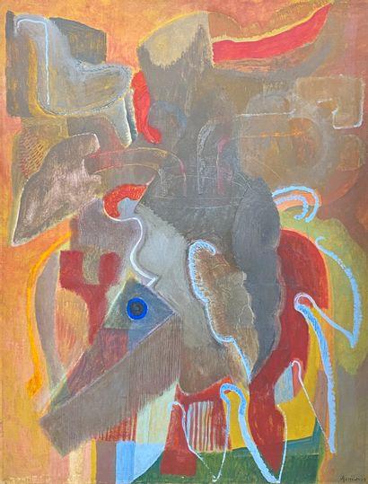 Emmanuel GONDOUIN (1883-1934)  SANS TITRE...