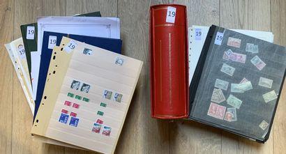 1 Carton France Classique, SM et Moderne...