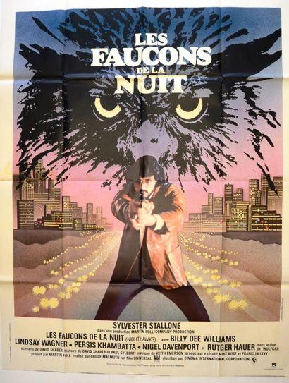 LES FAUCONS DE LA NUIT 1981 - FR Martin Poll/Bruce...