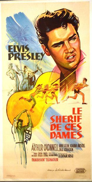 LE SHERIF DE CES DAMES 1962 - FR David Welsbart/Gordon...