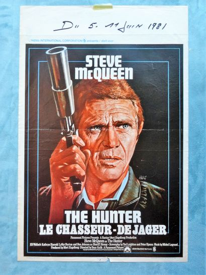 The Hunter Le chasseur de Jager 1980 - USA...