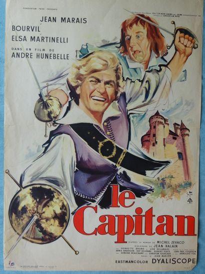 Le Capitan 1946 - FR /André Hunebelle Jean...
