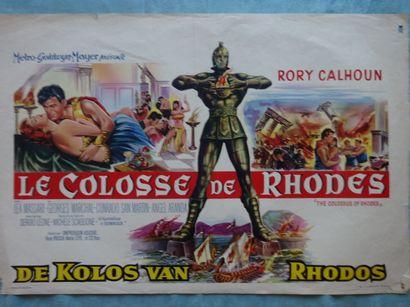 Le colosse de Rhodes 1961 - FR/IT /Sergio...