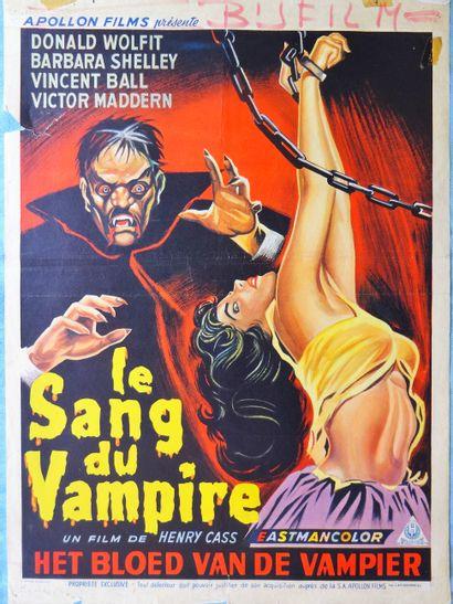 Le sang du vampire 1958 - UK /Henri Cass...