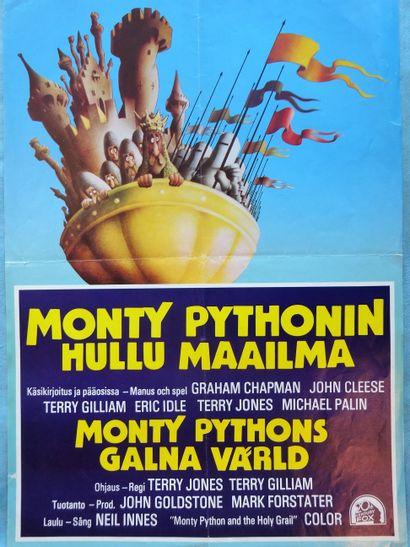 Monty Pythonin Hullu Maailma 1975 - UK /Terry...