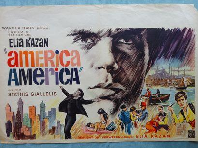 America America 1962 - USA /Elia Kazan Stathis...