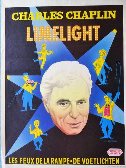 Limelight / Les Feux de la rampe 1952 - USA...