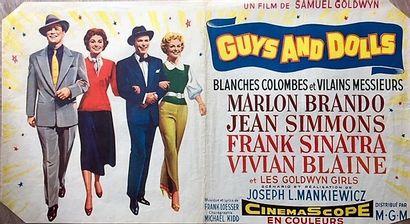 Guys and Dolls 1955 - USA /Samuel Goldwyn...