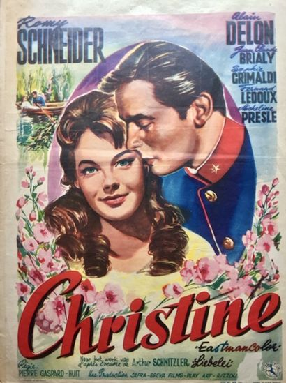 Christine 1958 - FR /Pierre Gaspard-Huit...