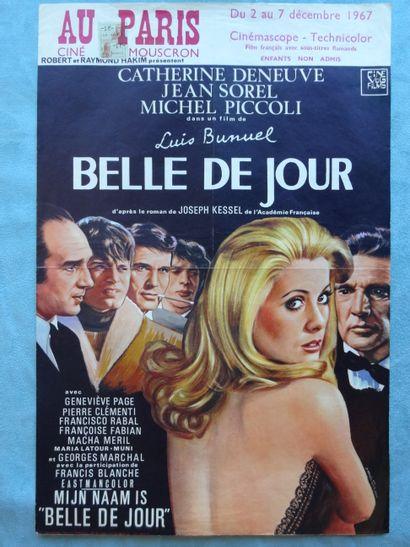 Belle de jour 1967 - FR /Luis Bunuel Catherine...