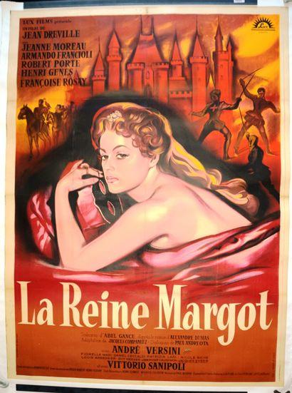 LA REINE MARGOT 1954 - FR Alfonse Osso/jean...