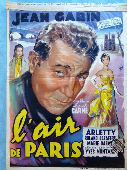 L'Air de Paris 1954 - FR /Marcel Carné Jean...