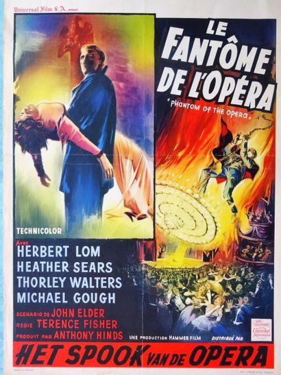 Le fantôme de l'Opéra 1962 - USA /Terence...