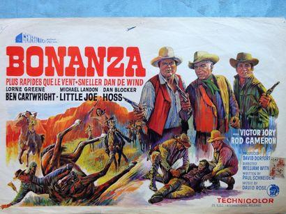 Bonanza 1943 - USA /William Witney Ben Cartwright/Little...