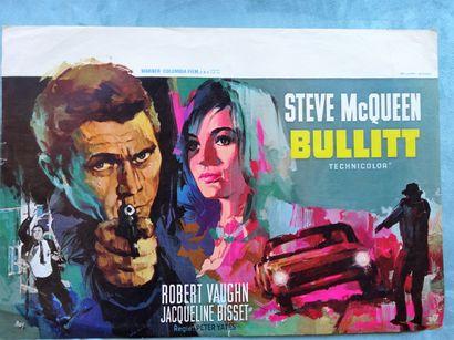 Bullitt 1968 - USA /Peter Yates Steve Mc...