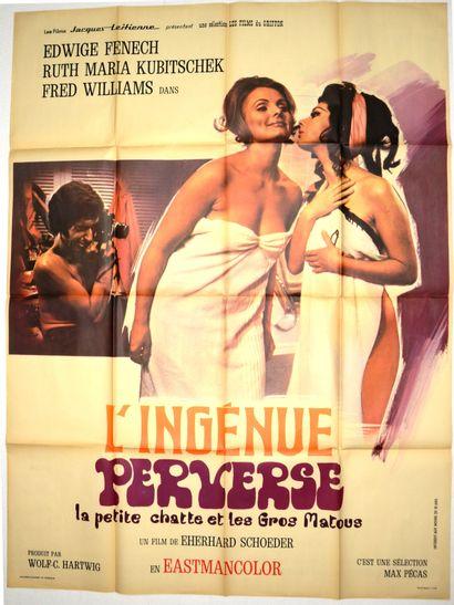 L'INGENUE PERVERSE 1969 - FR Wolf Hartwig/Eherhard...