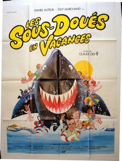 LES SOUS-DOUES EN VACANCES 1982 - FR Paul...