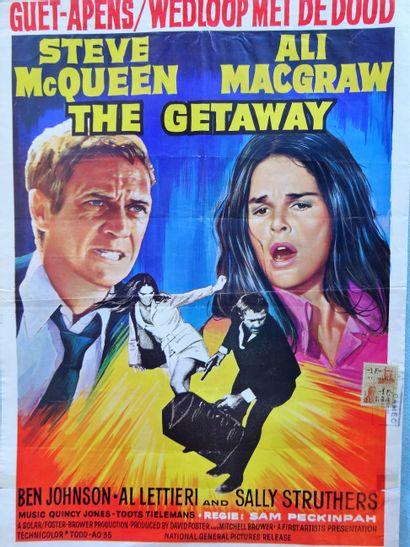 The Getaway/ Guet-apens 1972 - USA /Sam Peckinpah...