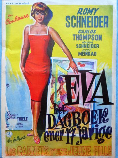 Eva Les carnets d'une jeune fille 1959 -...