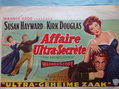 Affaire Ultra-secrète 1957 - USA /H.C.Potter...
