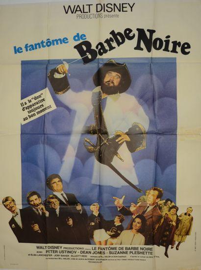 LE FANTOME DE BARBE NOIRE 1968 - FR Bill...