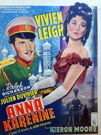 Anna Karenine 1948 - UK /Julien Duvivier...