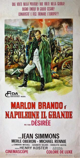 Napoléone il Grande 1954 - USA /Henry Koster...