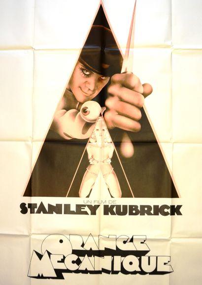 ORANGE MECANIQUE 1971 - FR Stanley Kubrick/Stanley...