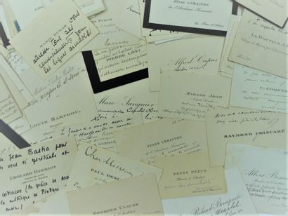 38 - DIVERS. Collection de 100 cartes de...