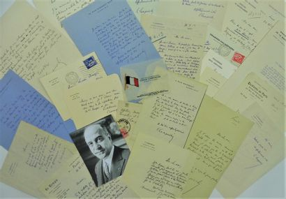 49 - CORSE – César CAMPINCHI (1882-1941),...