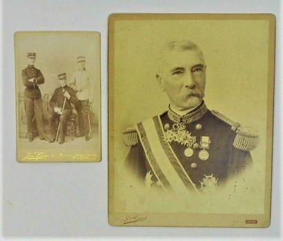 31 - MILITARIA. Général Ernest-Maximilien...