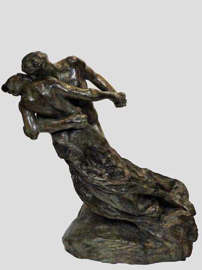 Camille CLAUDEL (1864-1943), d'après  La...