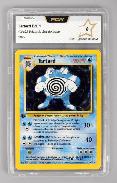 TARTARD Ed 1  Bloc Wizards Set de base 13/102...
