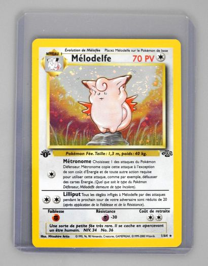 MELODELFE Ed 1  Bloc Wizards Jungle 1/64...