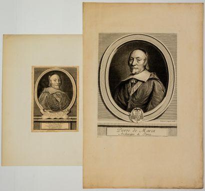 Pierre de MARCA, Archevêque de TOULOUSE en...