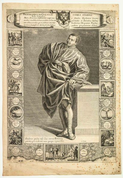 Bertrand DU GUESCLIN (1320 – 1380) Noble...