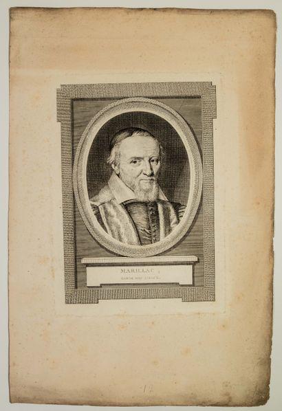 Michel de MARILLAC, Garde des Sceaux sous...