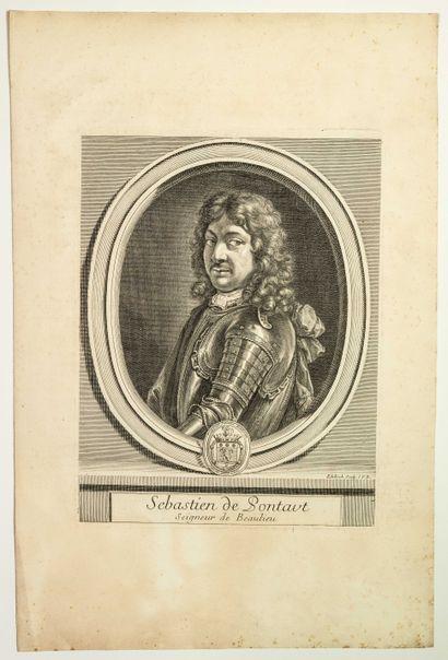 Sébastien de PONTAULT, Seigneur de BEAULIEU,...