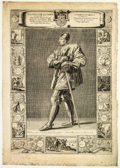 Olivier V de CLISSON, Noble Breton, Connétable...