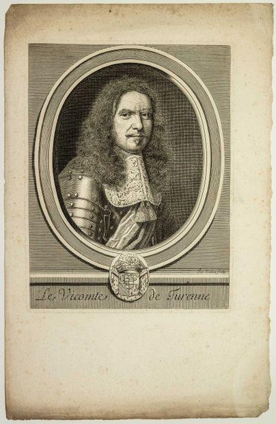 Henry de LA TOUR D'AUVERGNE, Vicomte de TURENNE...