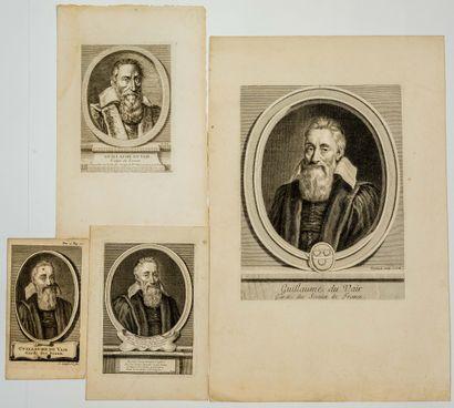 Guillaume du VAIR, Intendant de Provence,...